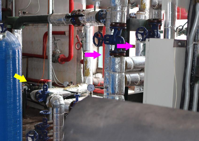 Противонакипное устройство WS-132 защищает от накипи теплообменники отопления