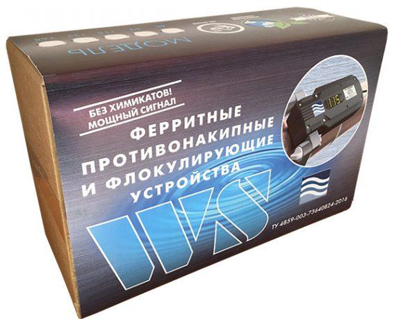 Коробка ферритного противонакипного устройства WS