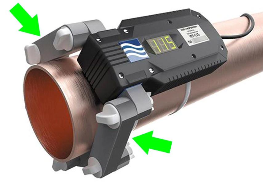 ФПНУ WS - ферритное противонакипное устройство