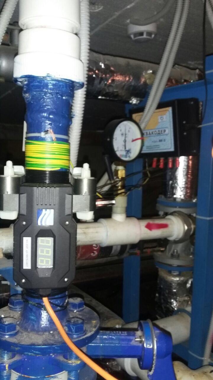 ФПНУ WS эффективнее устаревшего электронного умягчителя воды