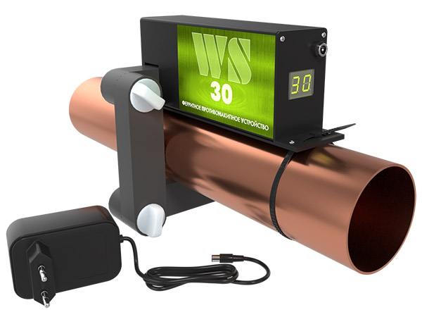WS-30 - противонакипное устройство, прибор от накипи