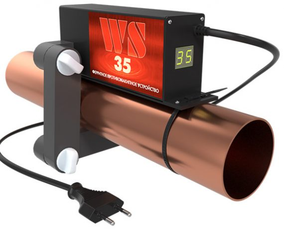 WS-35 - противонакипное устройство, прибор от накипи