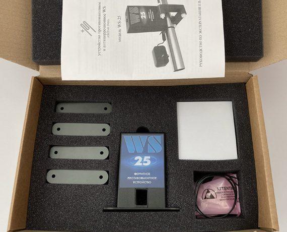 WS-25 что внутри фото коробки противонакипное устройство